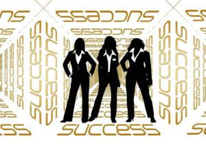 Executive Women - image from Pixabay.com